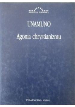 Agonia chrystianizmu
