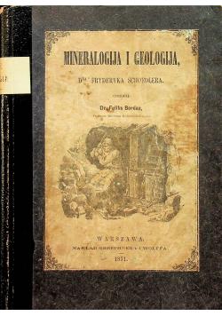 Mineralogija i Geologija 1871 r.