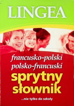 Sprytny słownik francusko polski i polsko francuzki