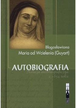 Autobiografia Relacja autobiograficzna z 1654 roku
