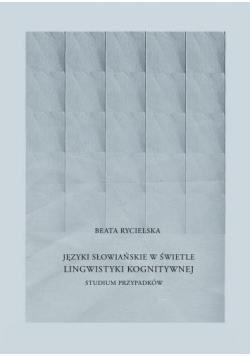 Języki słowiańskie w świetle lingwistyki...