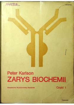 Zarys biochemii Część 1