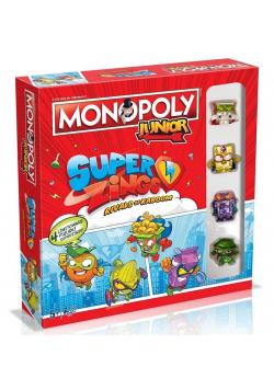 Monopoly Junior Super Zings