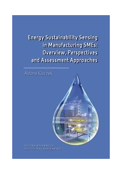 Energy Sustainability Sensing in Manufacturing ...