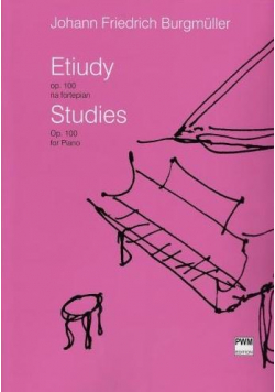 Etiudy na fortepian, op. 100