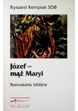 Józef mąż Maryi