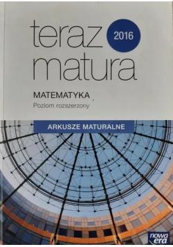 Teraz matura 2016 Matematyka Poziom rozszerzony Arkusze maturalne