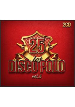 25 lat Disco Polo vol.3 CD