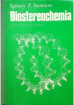 Biostereochemia