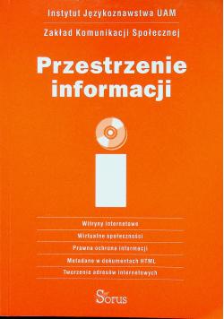 Przestrzenie informacji