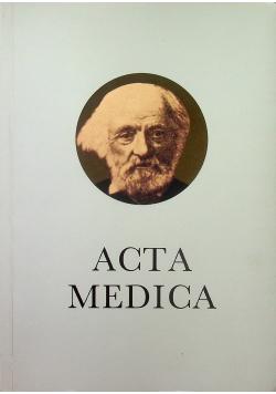Acta Medica Tom IV
