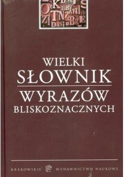 Wielki słownik wyrazów bliskoznacznych