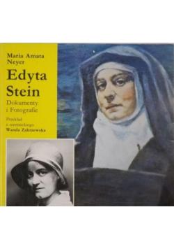 Edyta Stein Dokumenty i Fotografie