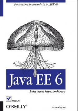 Java EE 6 Leksykon kieszonkowy