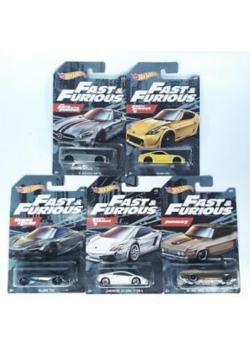 Hot Wheels Szybcy i wściekli Lamborghini Gallardo