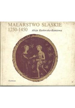Malarstwo Śląskie 1250 1450