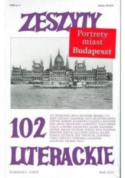 Zeszyty literackie 102 2/2008