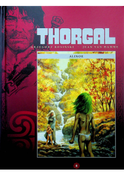 Thorgal Alinoe Tom 8