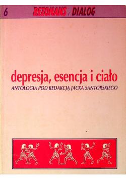 Rezonans i dialog 6 Depresja esencja i ciało