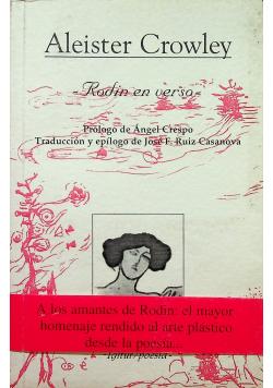 Rodin En Verso