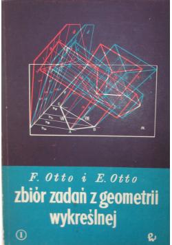 Zbiór zadań z geometrii wykreślnej Część I
