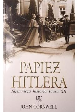 Papież Hitlera tajemnicza historia Piusa XII