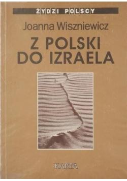 Z Polski do Izraela