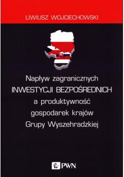 Napływ zagranicznych inwestycji bezpośrednich a produktywność gospodarek krajów Grupy Wyszehradzkiej