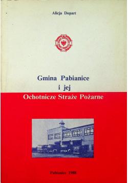 Gmina Pabianice i jej Ochotnicze Straże Pożarne