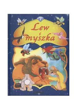 Brokat - Lew i myszka LIWONA