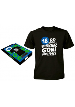 Koszulka dla Niego-18 M