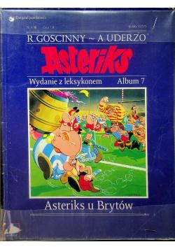 Asteriks u Brytów Album 7