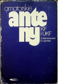 Amatorskie anteny KF i UKF