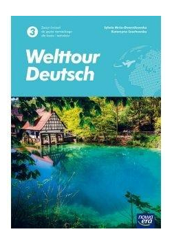 J. Niemiecki 3 Welttour Deutsch ćw. w.2020 NE