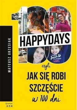100 happy days czyli jak się robi szczęście w 100 dni