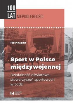 Sport w Polsce międzywojennej