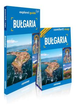 Bułgaria light: przewodnik + mapa
