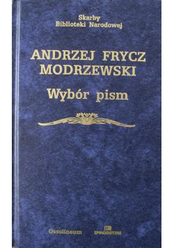 Modrzewski Wybór pism