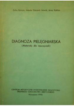 Diagnoza Pielęgniarska