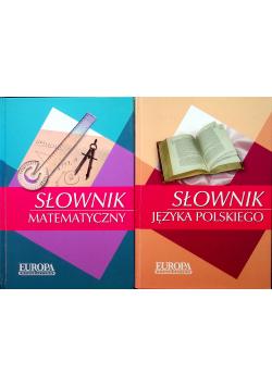 Słownik Języka Polskiego / Słownik Matematyczny
