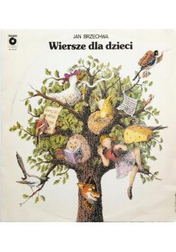 Wiersze dla dzieci płyta winylowa