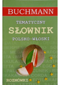Tematyczny słownik polsko - włoski