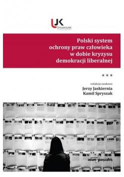 Polski system ochrony praw człowieka... T.3