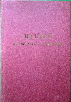Herbarz rycerstwa w X Litewskiego rerint z 1897 r