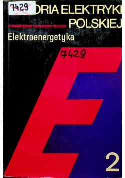 Historia elektryki polskiej  Elektroenergetyka