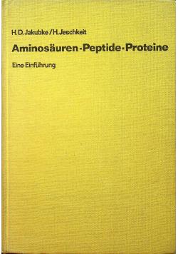 Aminosauren Peptide Proteine