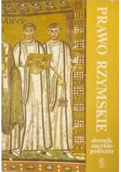 Prawo rzymskie  Słownik encyklopedyczny
