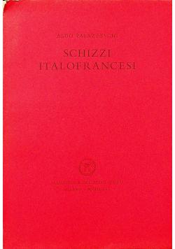 Schizzi Italofrancesi