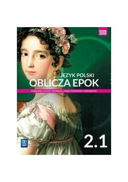 J.polski LO Oblicza epok 2/1 w.2020 WSiP