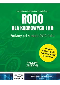 RODO dla kadrowych i HR Zmiany od 4 maja 2019